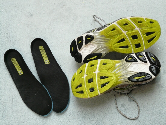 How to Disinfect Shoes From The Thrift Store - insoles