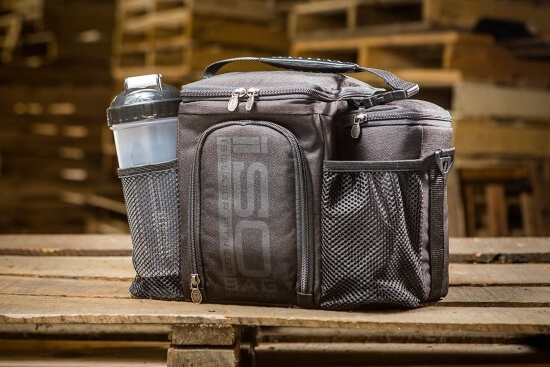 Best Lunchbox for Construction Workers - iso 3 meal bag
