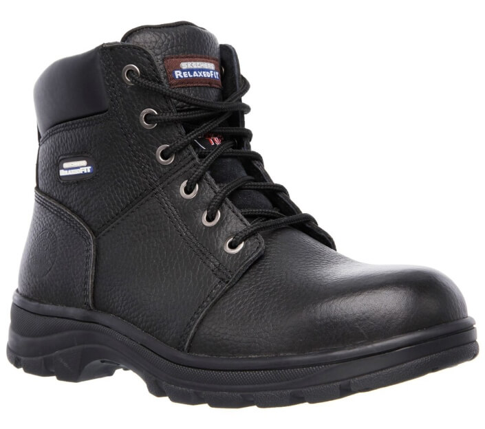 Best Safety Boots For Electricians - sketchers