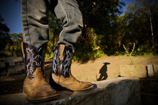 Best Socks To Wear With Cowboy Boots For Extra Comfort - cowboy boots
